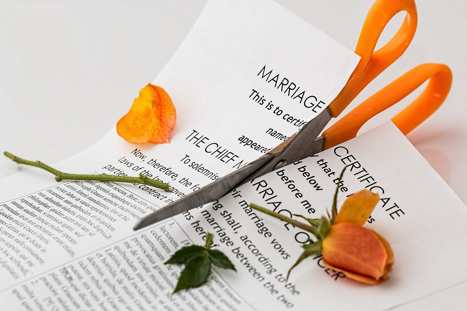 Rozwód - zmiana nazwiska Bielsko
